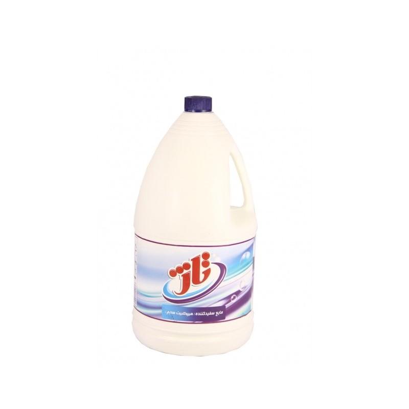 مایع سفید کننده 4 لیتری