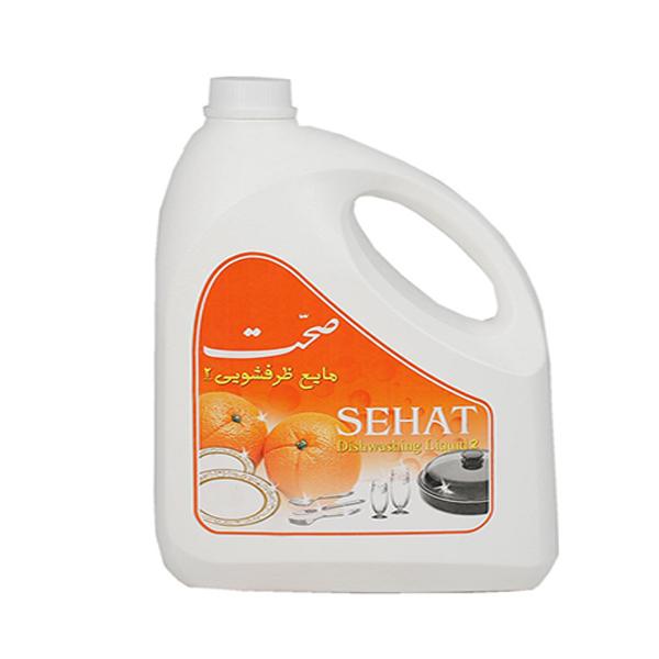 مایع ظرفشویی صحت 4 لیتری